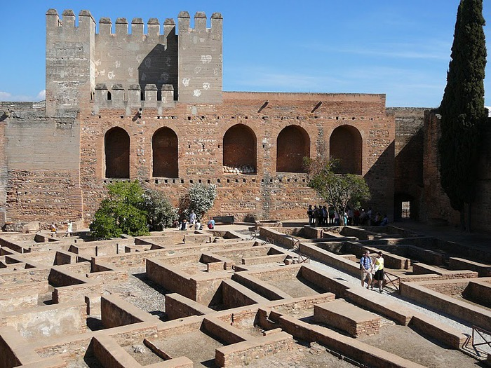 Альгамбра - жемчужина Андалузии 55814