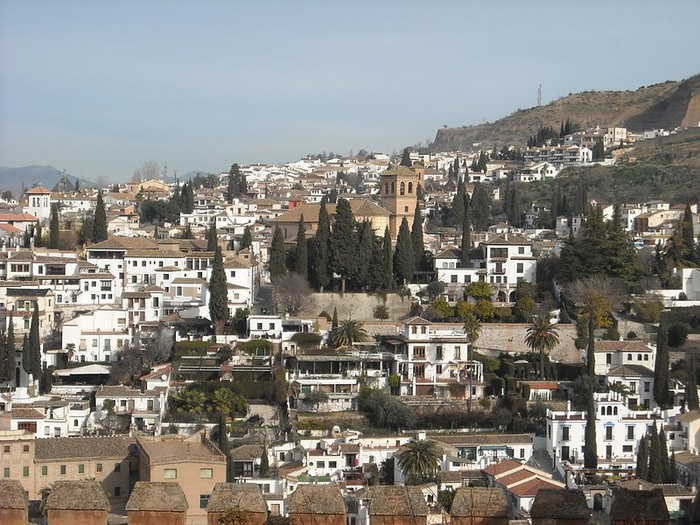 Альгамбра - жемчужина Андалузии 76252