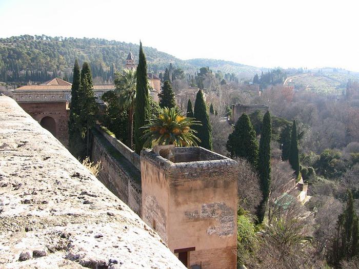 Альгамбра - жемчужина Андалузии 79002