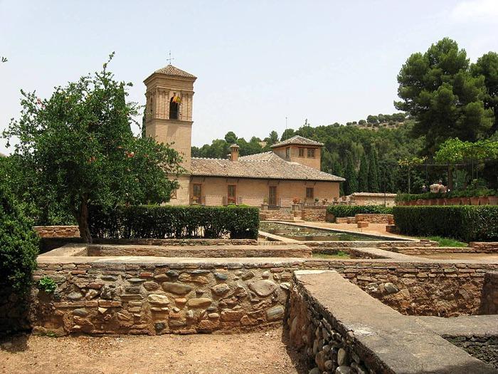 Альгамбра - жемчужина Андалузии 16340