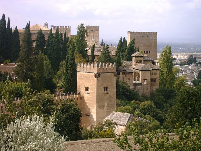 Альгамбра - жемчужина Андалузии 56327