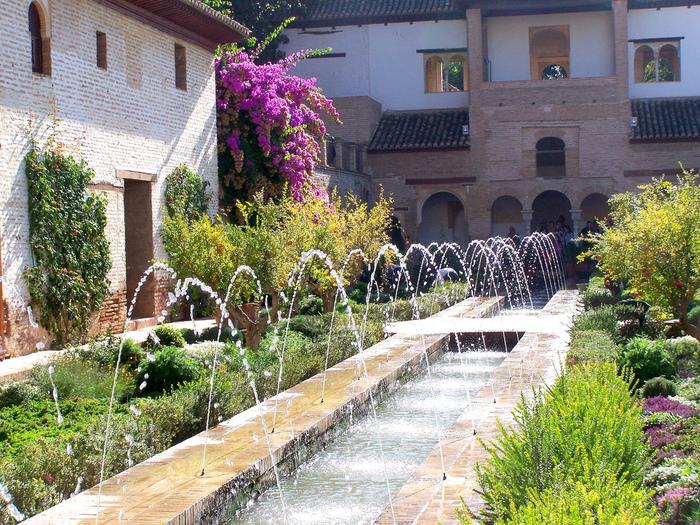 Альгамбра - жемчужина Андалузии 97545
