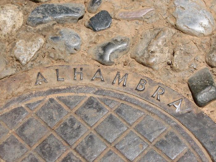 Альгамбра - жемчужина Андалузии 48579