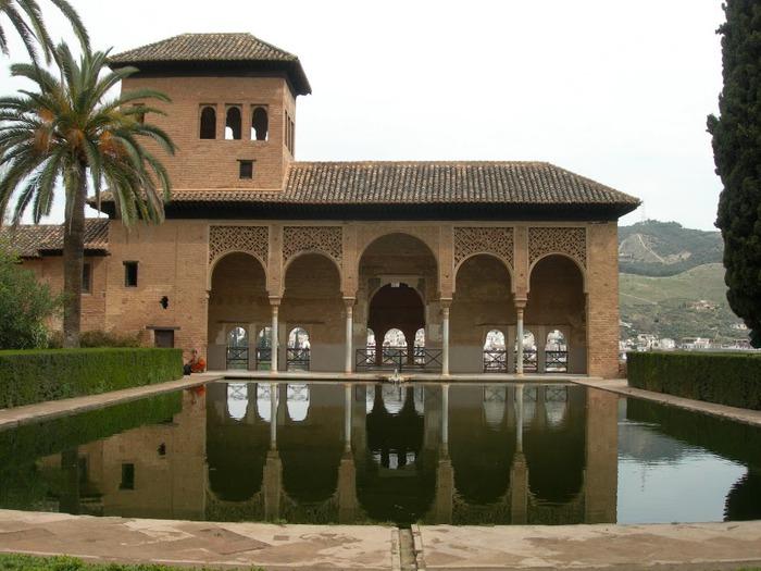 Альгамбра - жемчужина Андалузии 89402