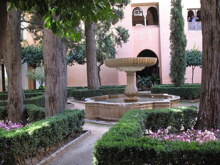 Альгамбра - жемчужина Андалузии 61272