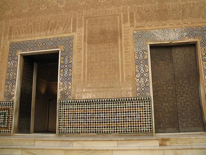 Альгамбра - жемчужина Андалузии 37036