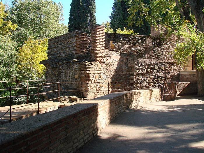 Альгамбра - жемчужина Андалузии 94924