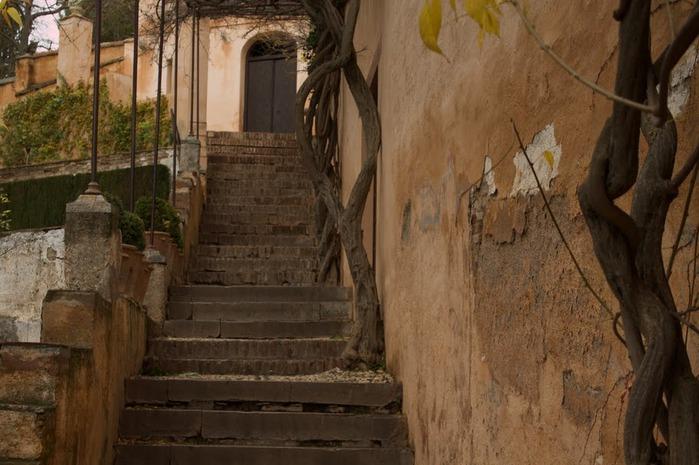 Альгамбра - жемчужина Андалузии 38514
