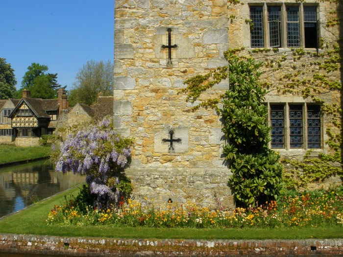 Замок Хивер-кастл - Hever Castle 50188