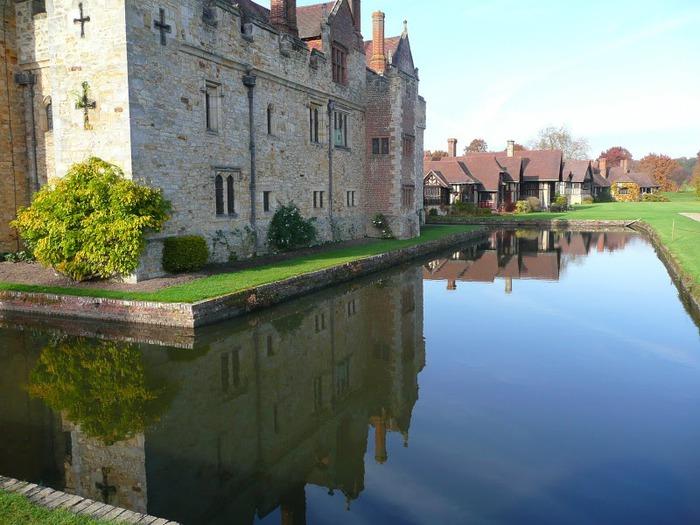 Замок Хивер-кастл - Hever Castle 52152