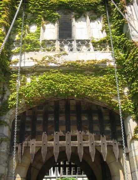 Замок Хивер-кастл - Hever Castle 96516