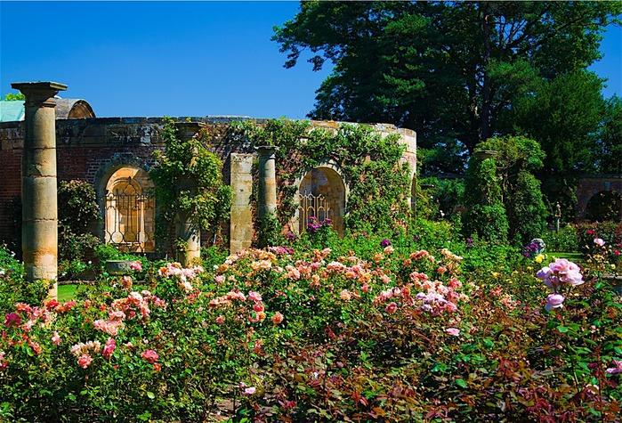 Замок Хивер-кастл - Hever Castle 45572
