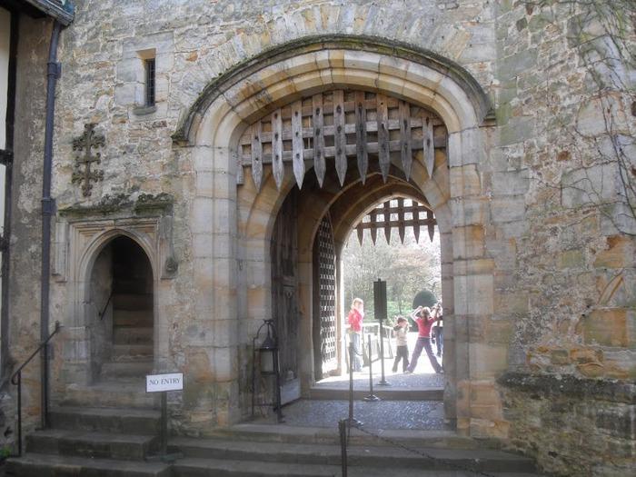 Замок Хивер-кастл - Hever Castle 99876