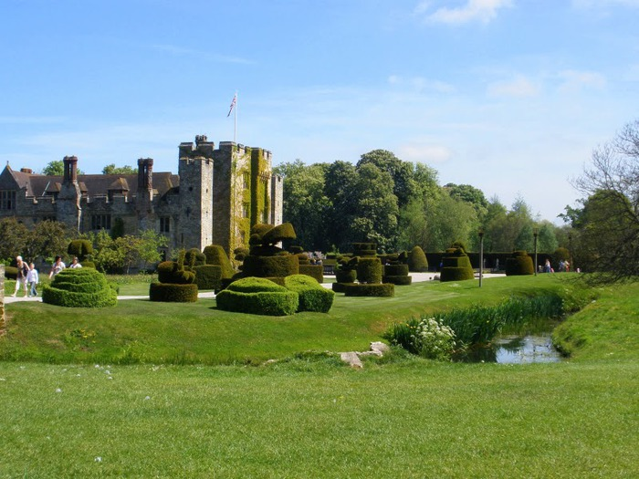 Замок Хивер-кастл - Hever Castle 72770