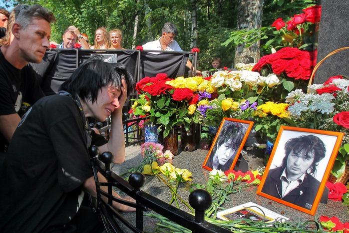 20 лет со дня гибели Виктора Цоя