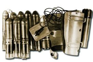 панцеркнаке - прогрызатель брони - гранатомет для охоты на Сталина