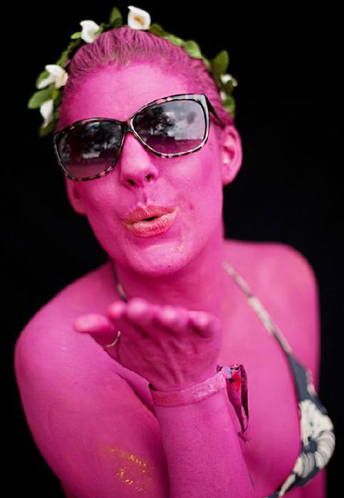 Фотосессия cкандального американского фотохудожника Спенсера Туника
