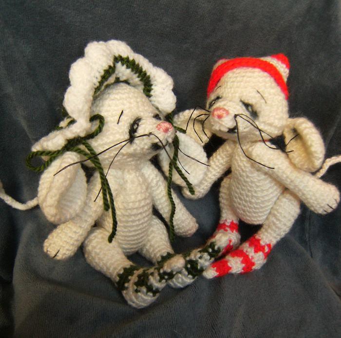 knitted baby:amirugumi