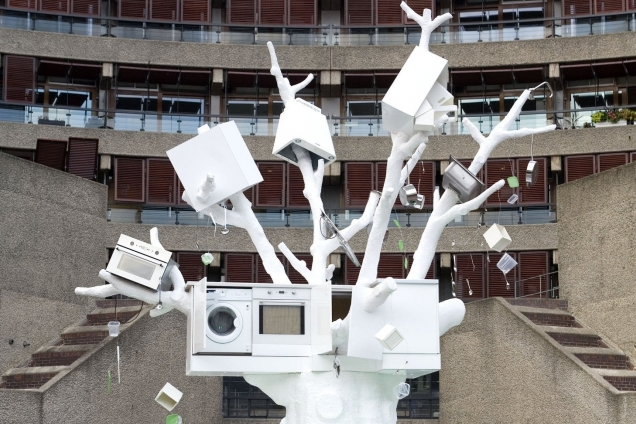 «Сюрреалистика» – скульптура от IKEA
