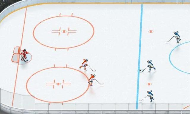 короли льда - хоккей он-лайн на сайте Moscow Games blog