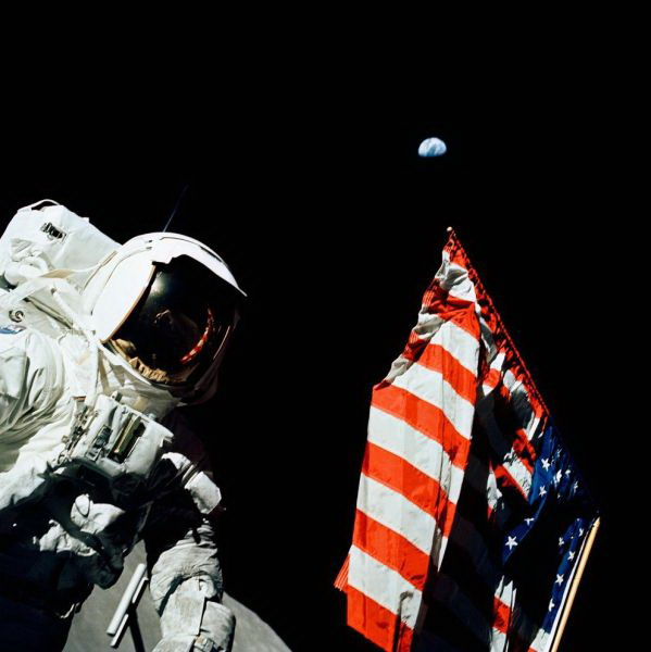 Есть такая профессия   космос покорять (фотографии NASA)