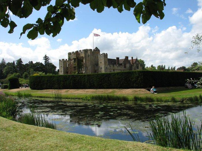 Замок Хивер-кастл - Hever Castle 90378