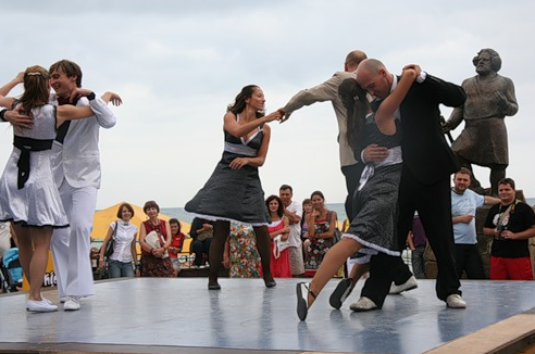 Джаз-фестиваль  Коктебель 2010 с 9 по 12 сентября