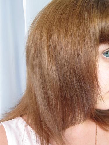 Какие волосы становятся после смывки