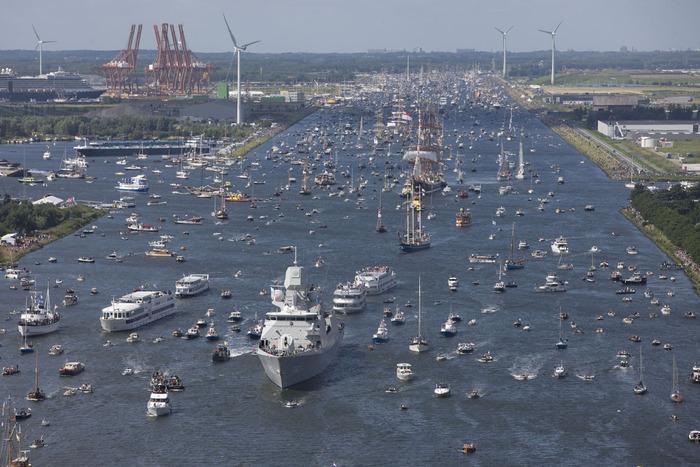 Фестиваль «Sail Amsterdam»