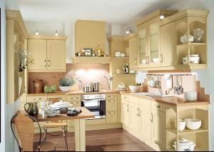 Кухня в стиле прованс...