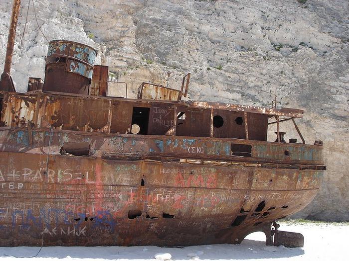 Закинф - украшение Ионического моря 66337