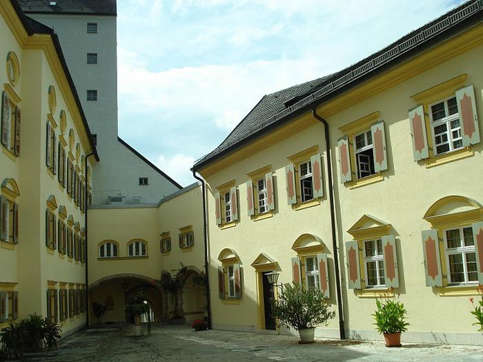 Замок Хоэнашау (Schloss Hohenaschau) 77946