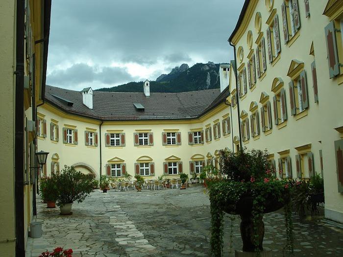 Замок Хоэнашау (Schloss Hohenaschau) 94402