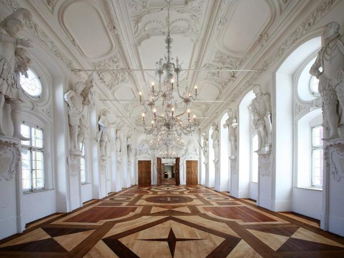 Замок Хоэнашау (Schloss Hohenaschau) 91219