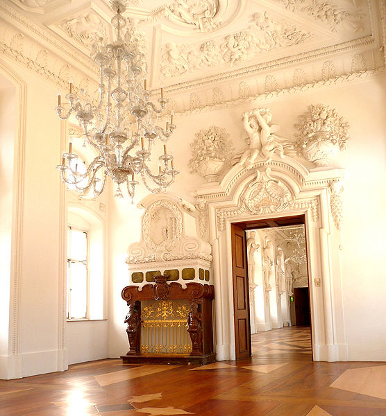 Замок Хоэнашау (Schloss Hohenaschau) 11505