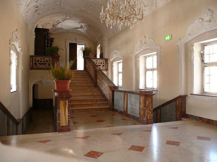 Замок Хоэнашау (Schloss Hohenaschau) 46978