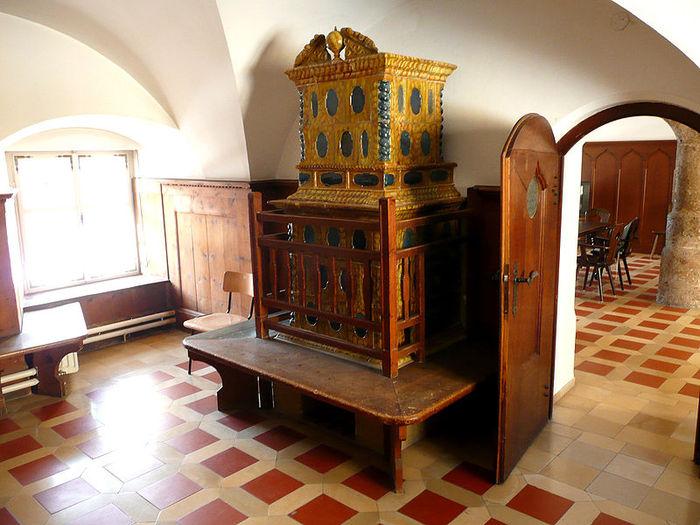 Замок Хоэнашау (Schloss Hohenaschau) 25605