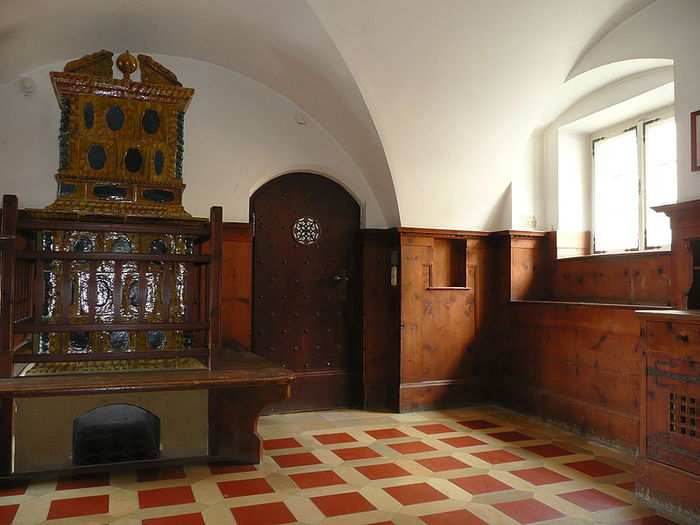 Замок Хоэнашау (Schloss Hohenaschau) 78371