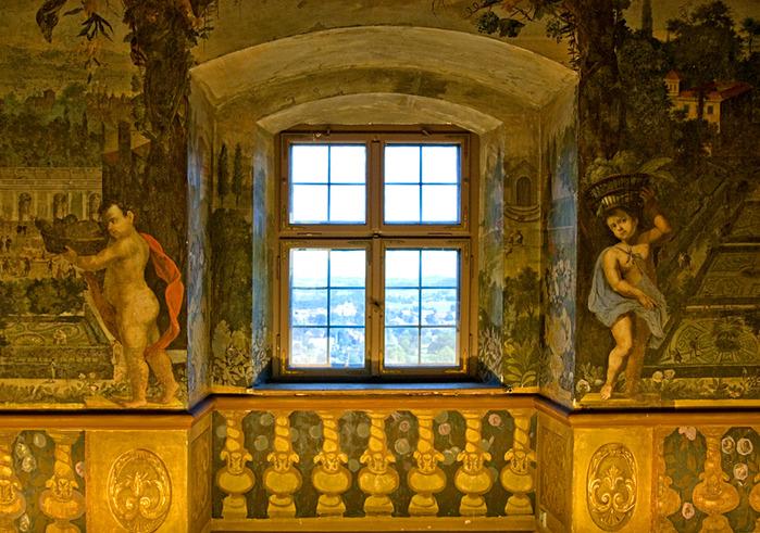 Замок Хоэнашау (Schloss Hohenaschau) 58087