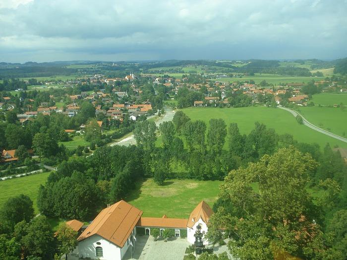 Замок Хоэнашау (Schloss Hohenaschau) 64831
