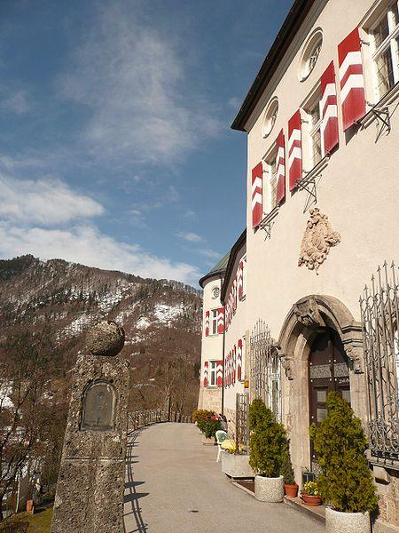 Замок Хоэнашау (Schloss Hohenaschau) 91115
