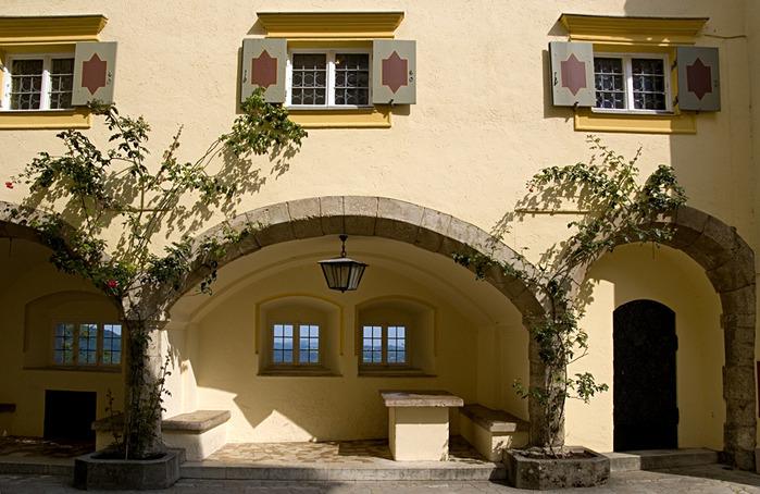 Замок Хоэнашау (Schloss Hohenaschau) 40458