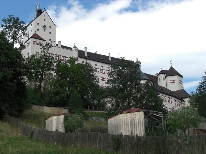 Замок Хоэнашау (Schloss Hohenaschau) 52082