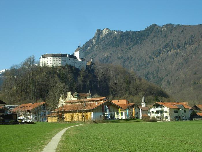 Замок Хоэнашау (Schloss Hohenaschau) 57267