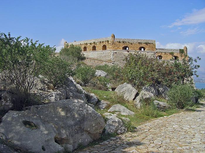 Крепость Паламиди 86835