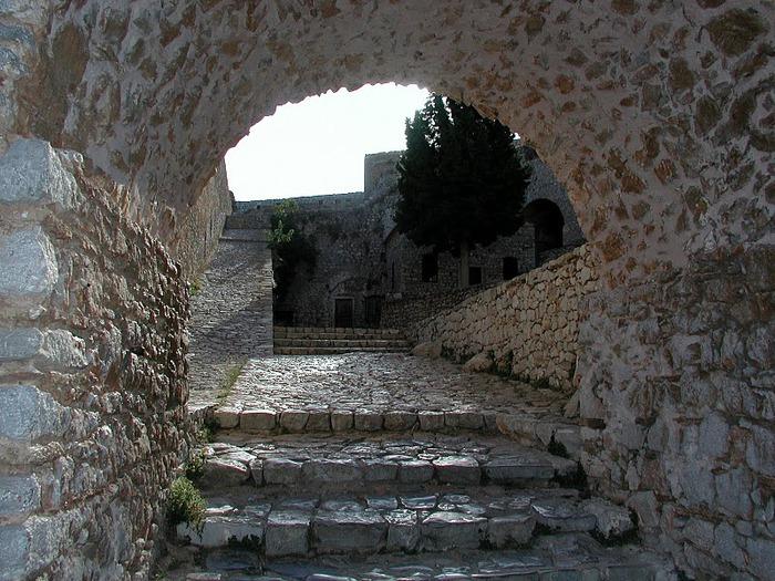 Крепость Паламиди 15885