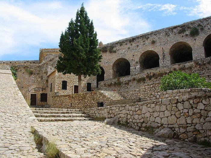 Крепость Паламиди 37284