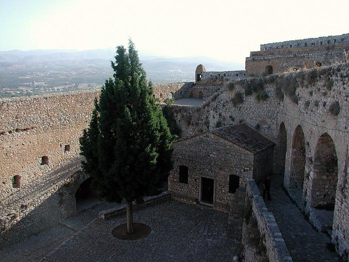 Крепость Паламиди 36730