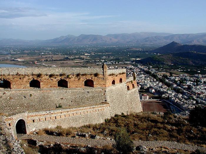 Крепость Паламиди 61720