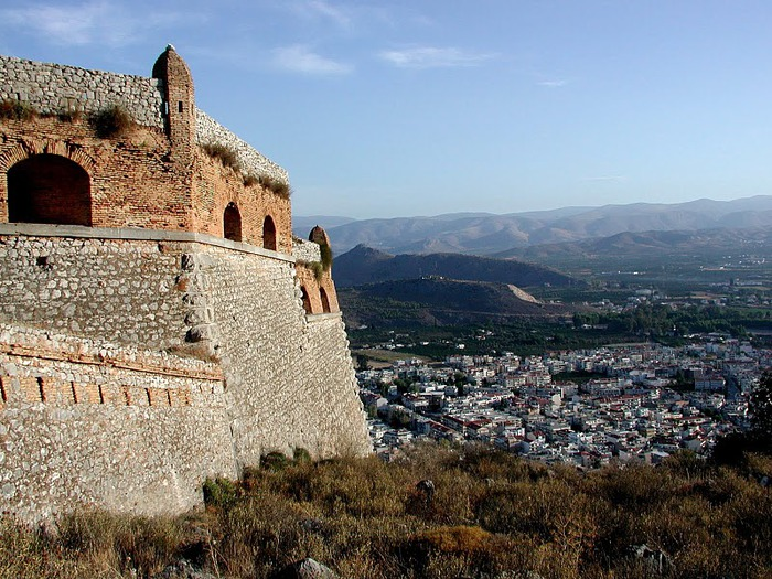 Крепость Паламиди 94012